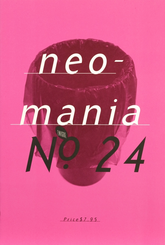 Emigre 24: neo-mania