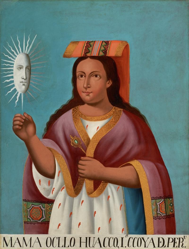 Mama Ocollo Huacco I Ccoya del Peru