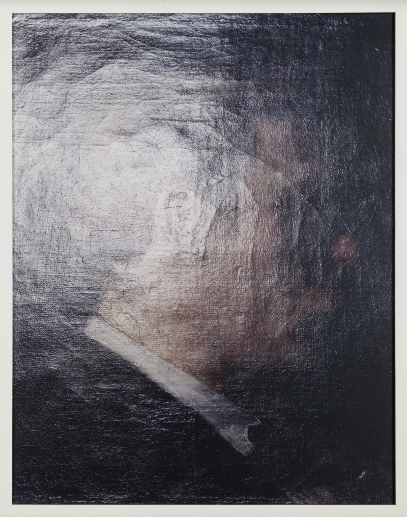 Profil Perdu from the series Permanent Collection