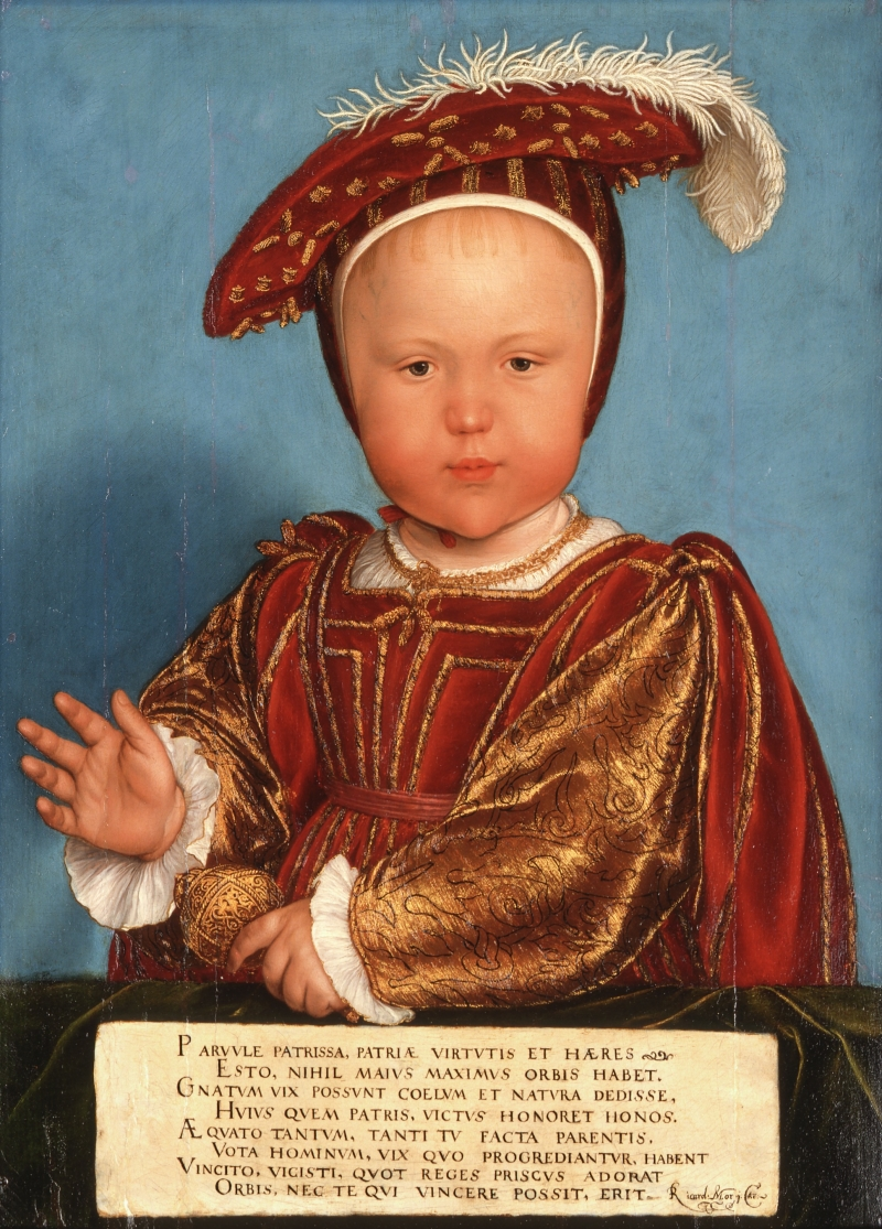 Edward, Prince of Wales (later Edward VI)