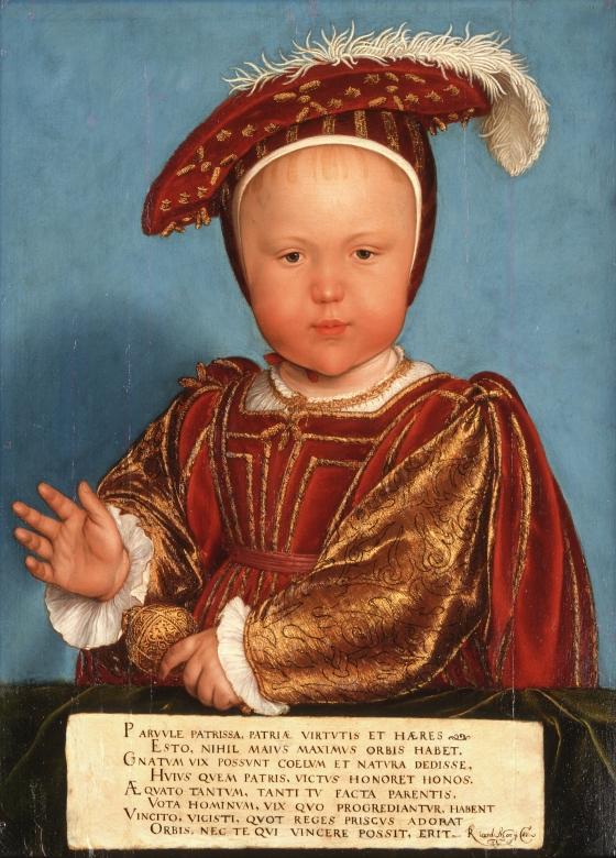 Edward, Prince of Wales (later Edward VI)