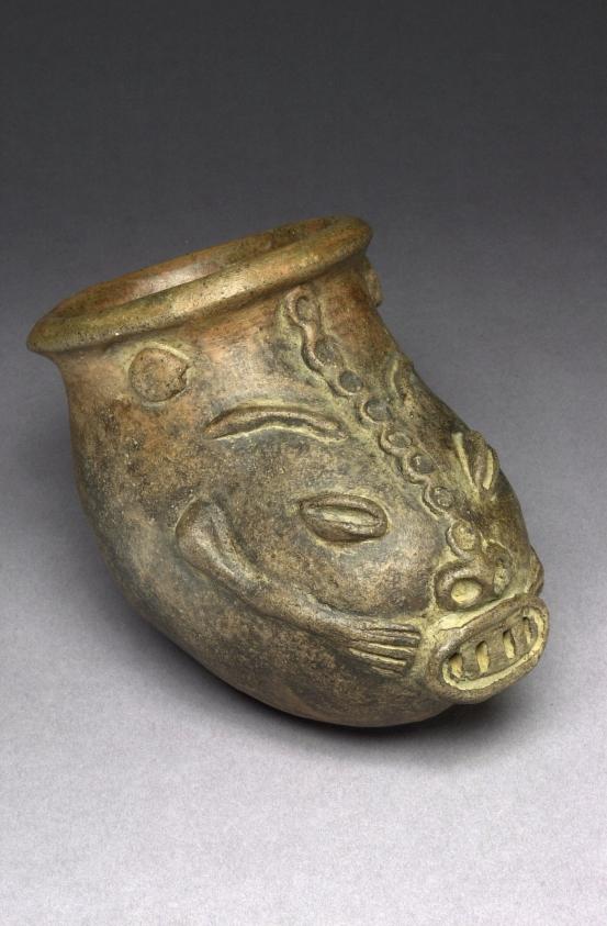 Head-form Jar