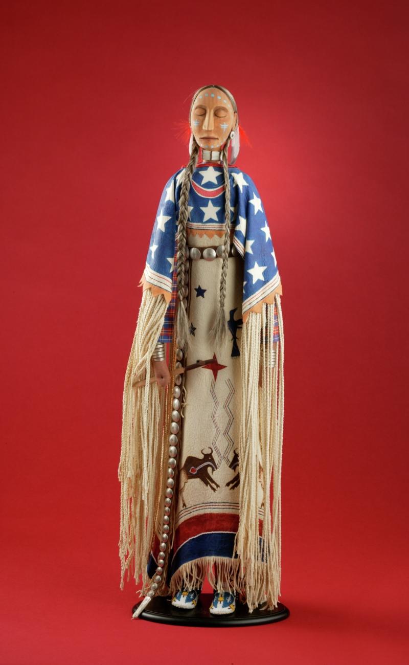 Arapaho doll