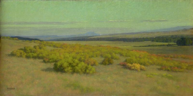 On the Plains