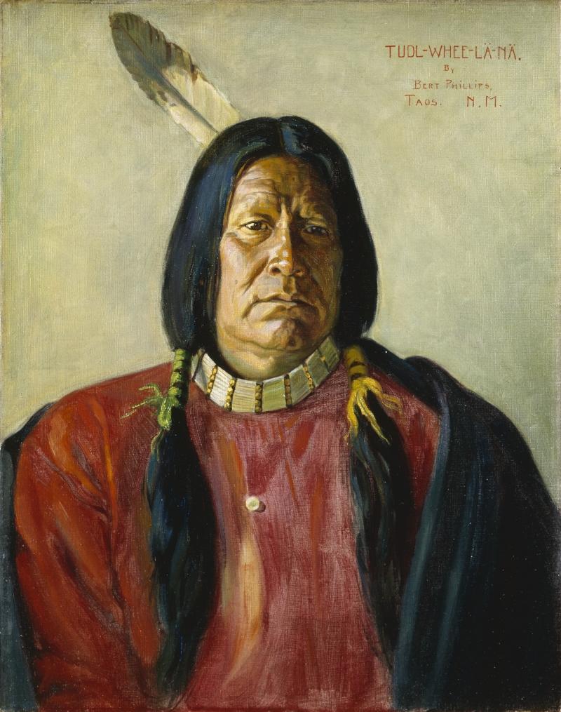 Tudl-Whee-La-Na (portrait)