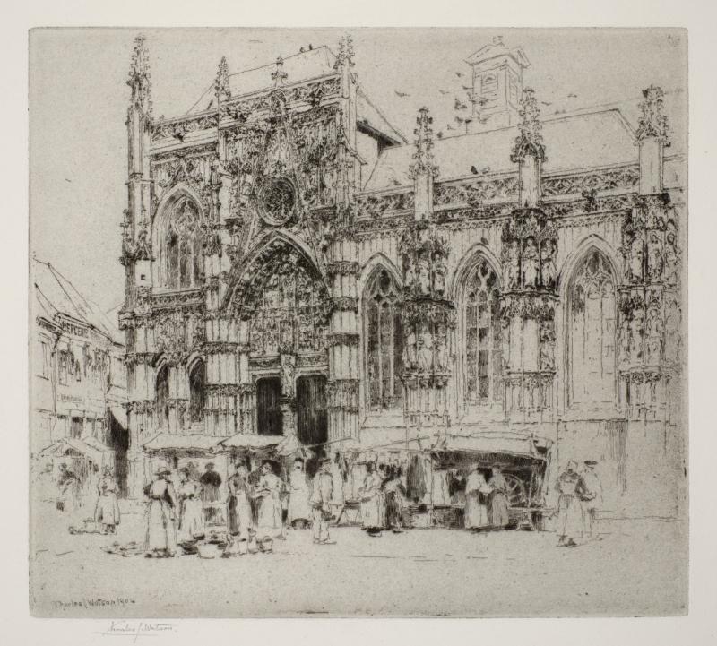 La Chapelle du Saint-Esprit de Rue
