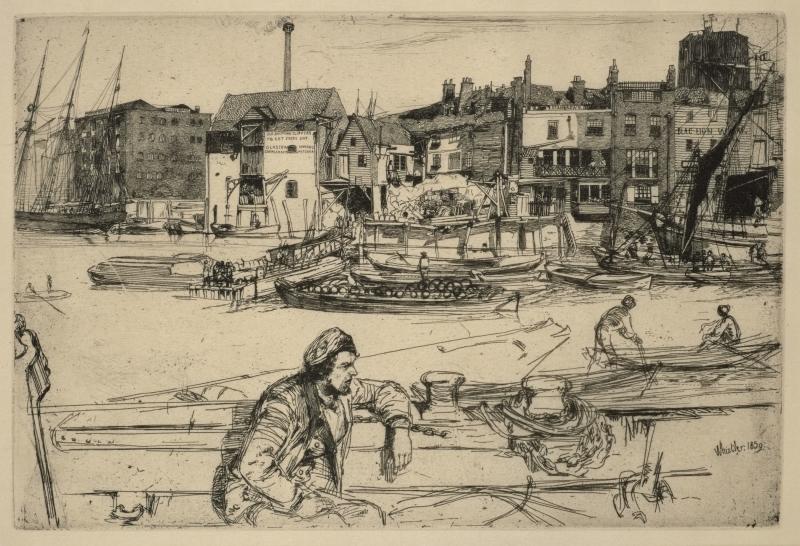 The Black Lion Wharf