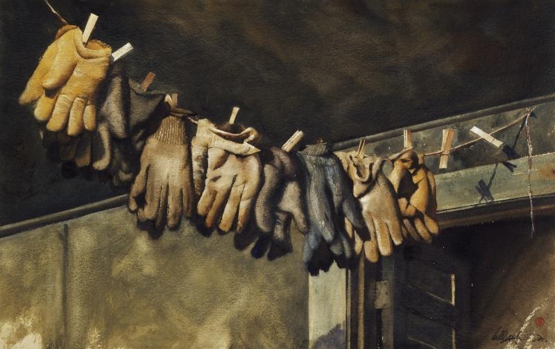 The Glove Line