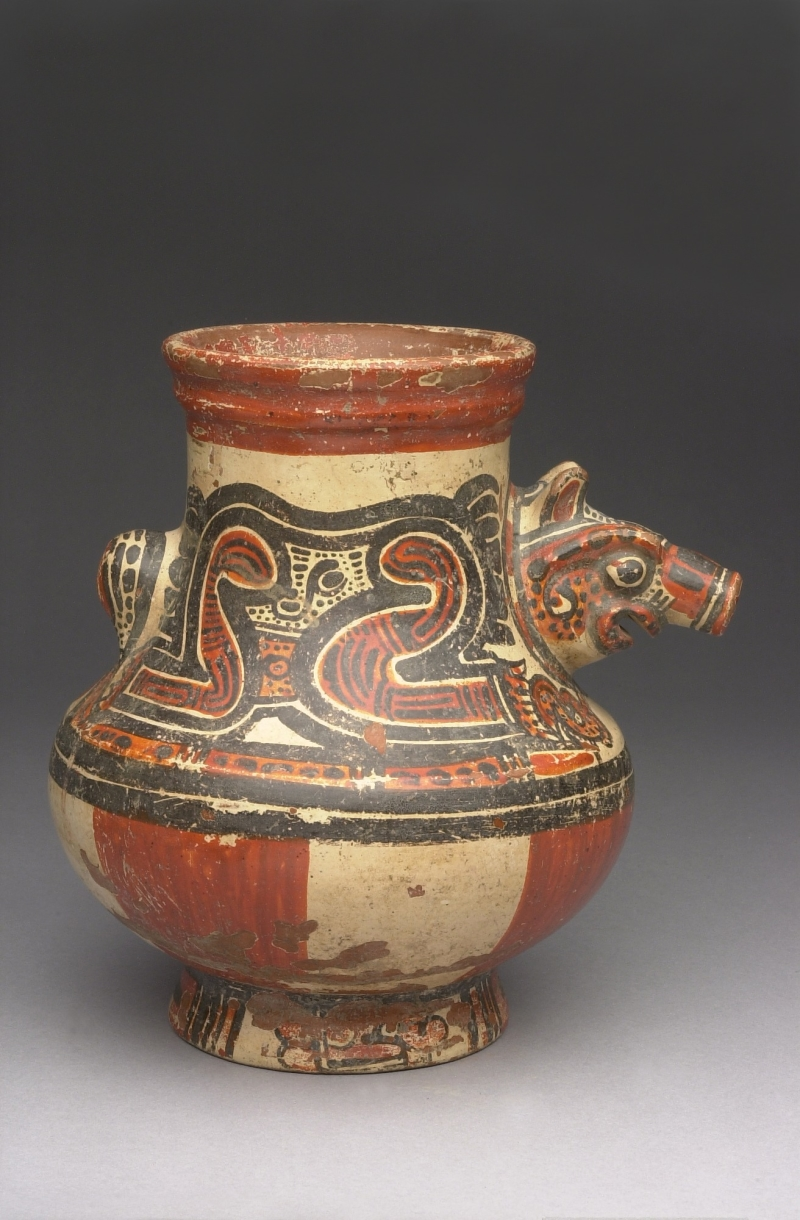 Peccary-form Jar