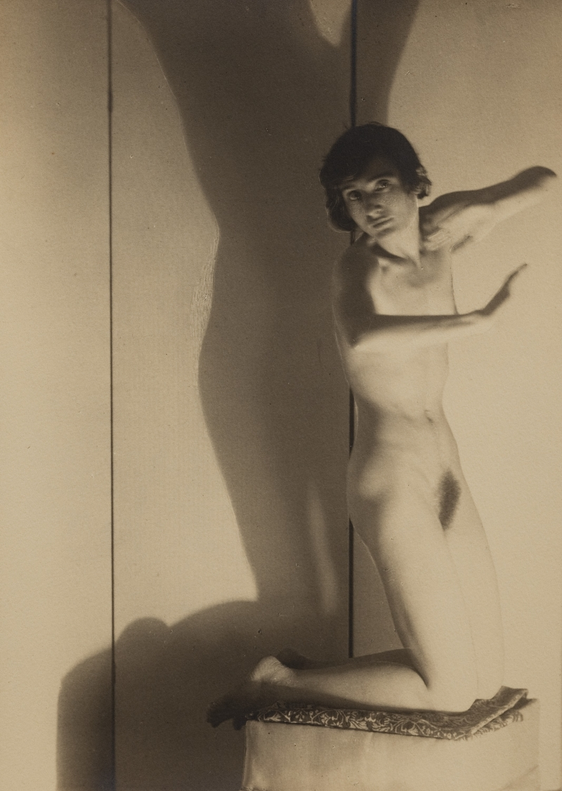 Untitled (Figure with Shadow)
