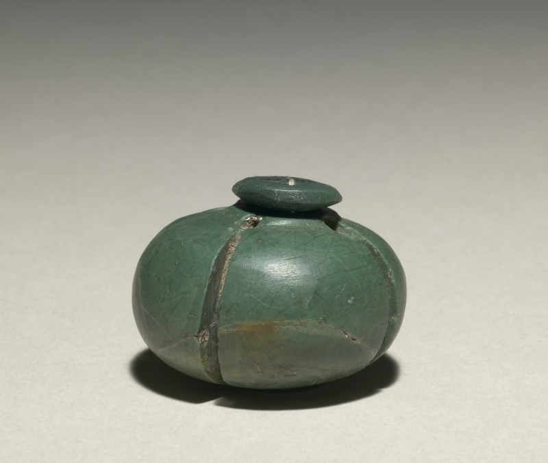 Miniature Lidded Container