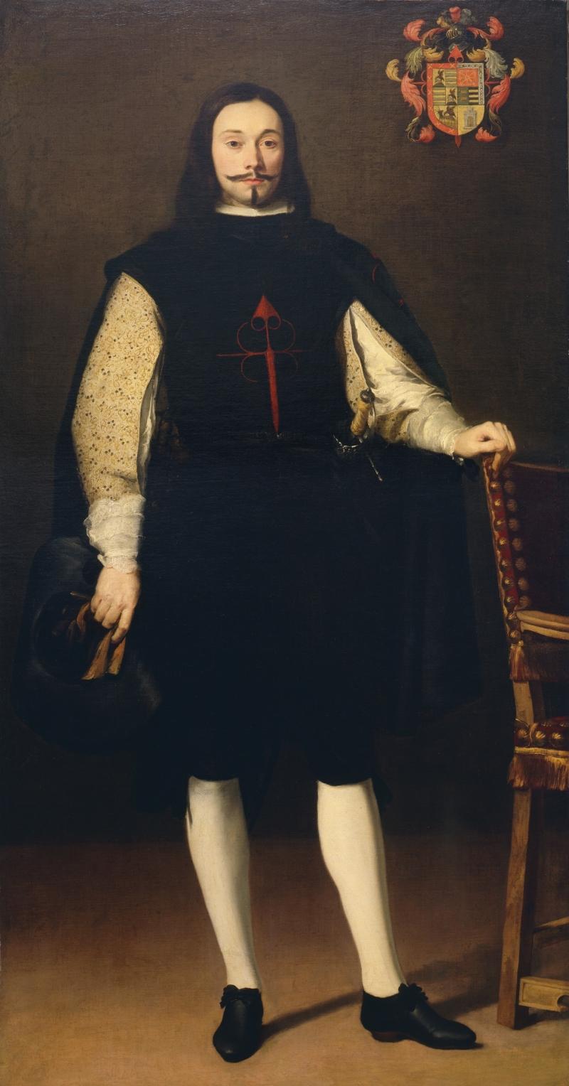 Portrait of Don Diego Félix de Esquivel y Aldama