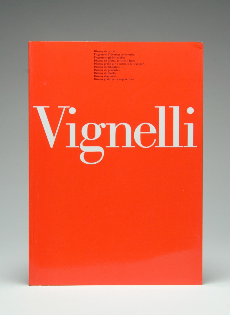 Design Vignelli: Barcelona
