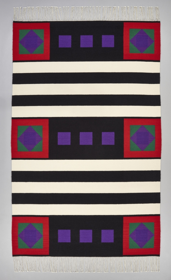 Chief Blanket with Blocks