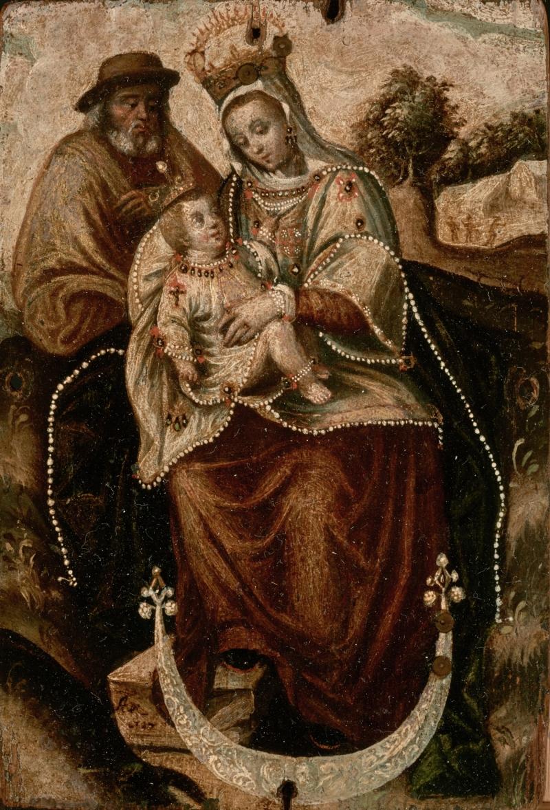 Virgin of Monguí