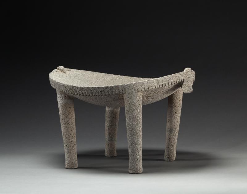 Four-legged Grinding Table or Stool