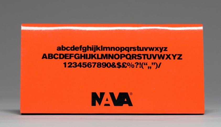 NAVA Type Catalogue, Second Edition