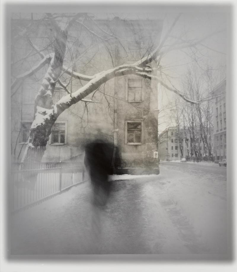 Stranger, St. Petersburg