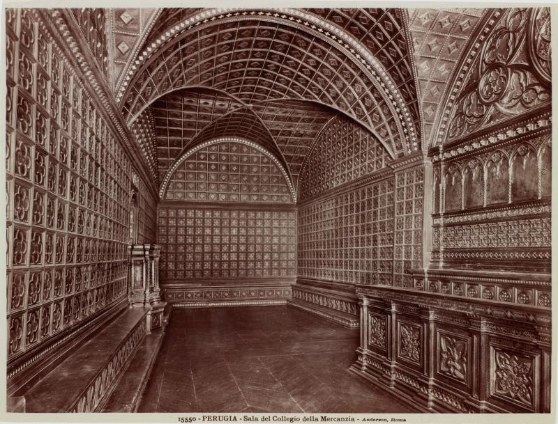 Perugia–Sala del Collegio della Mercanzia