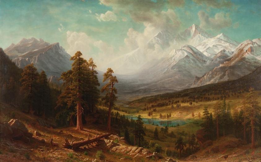 Estes Park, Long's Peak