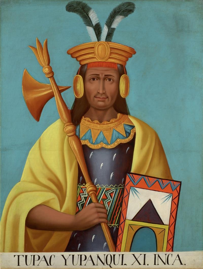 Tupac Yupanqui XI, Inca