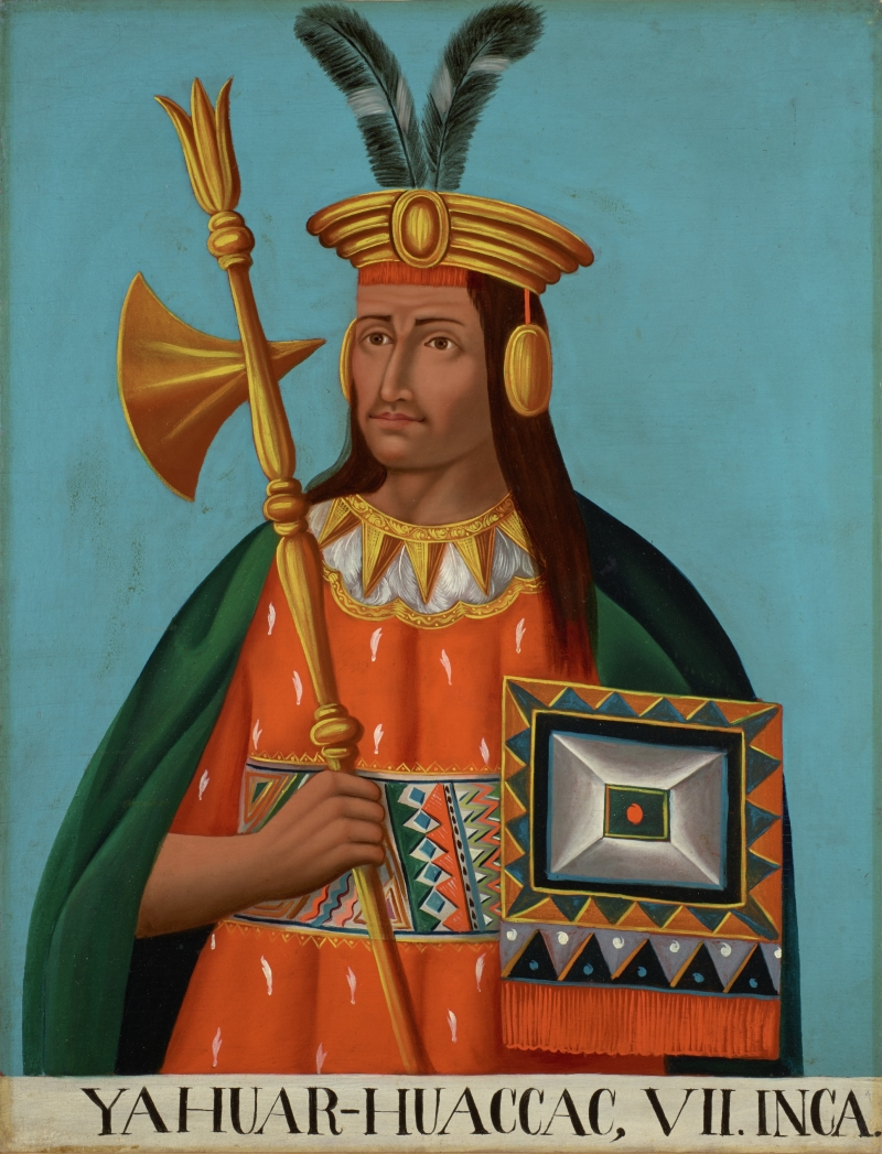 Yuhar-Huaccac VII, Inca