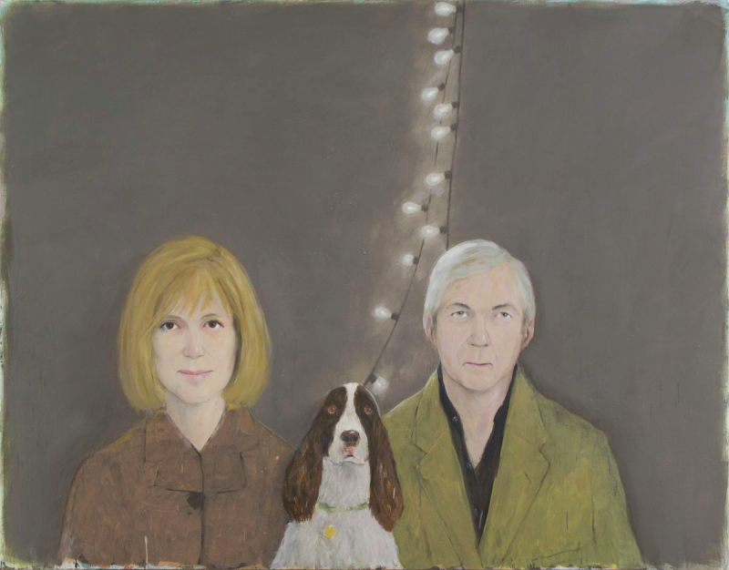 Portrait of Vicki and Kent Logan