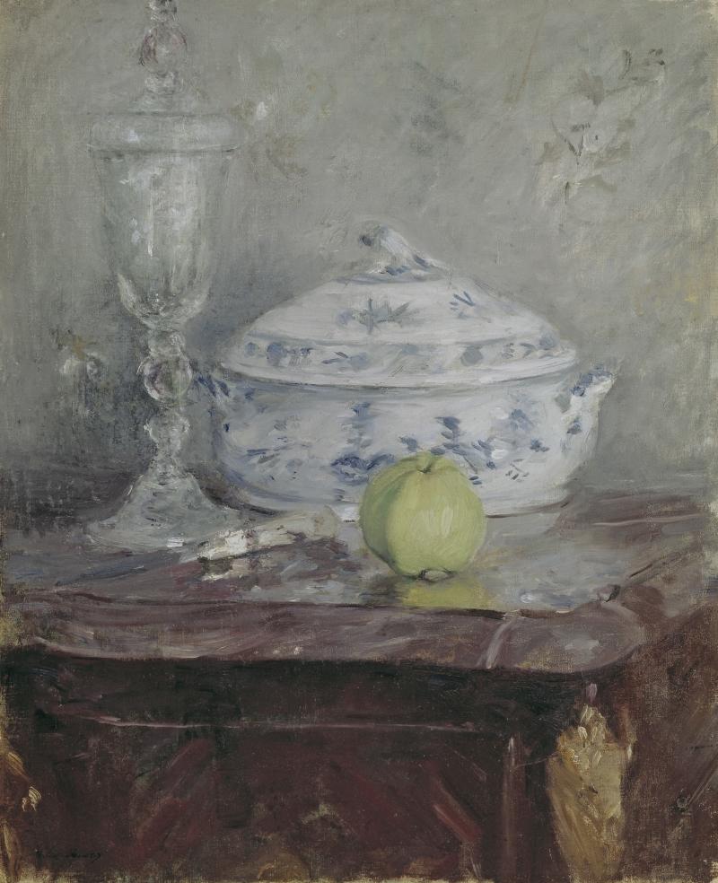 Soup Tureen and Apple (Soupière et Pomme)