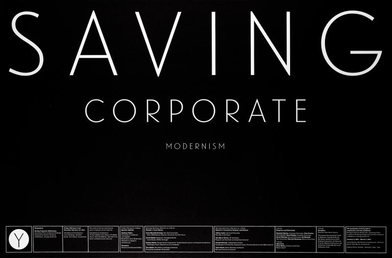 Saving Corporate Modernism