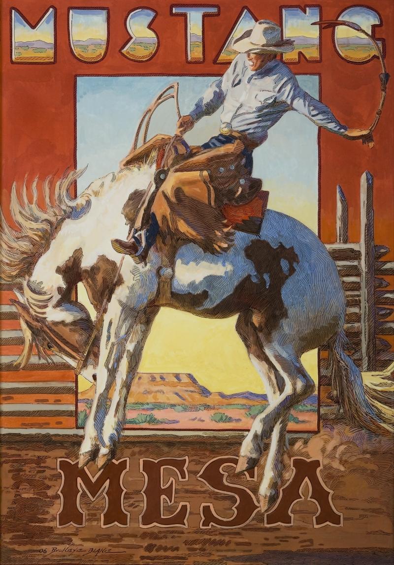 Mustang Mesa