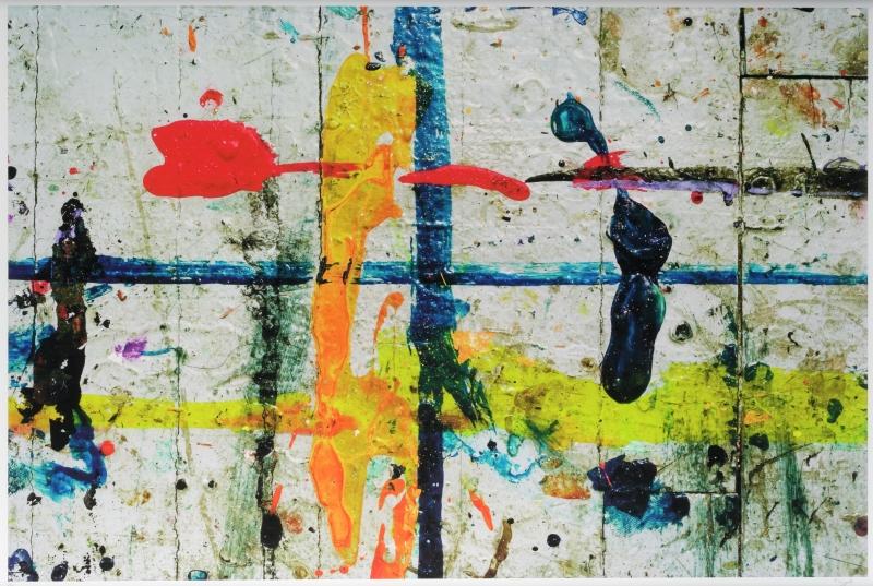 Palette Series: Robert Kushner #1, (Floor)