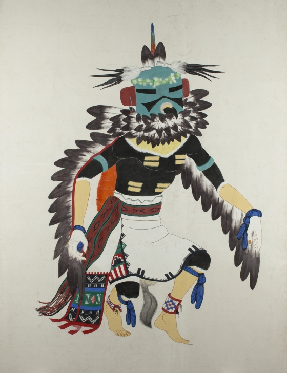 Eagle Kachina Dancer