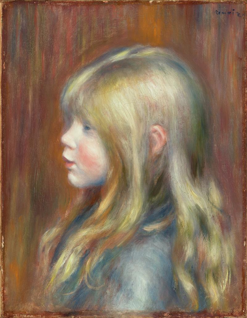 Portrait of Edmond Renoir