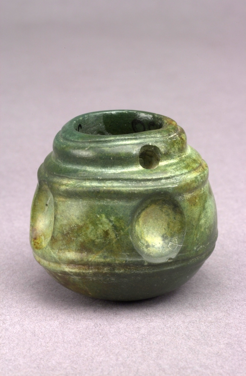 Miniature Carved Container