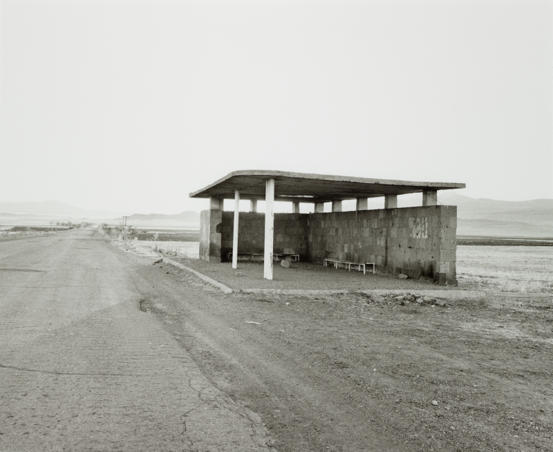 Erevan-Gymri, from Bus Stops