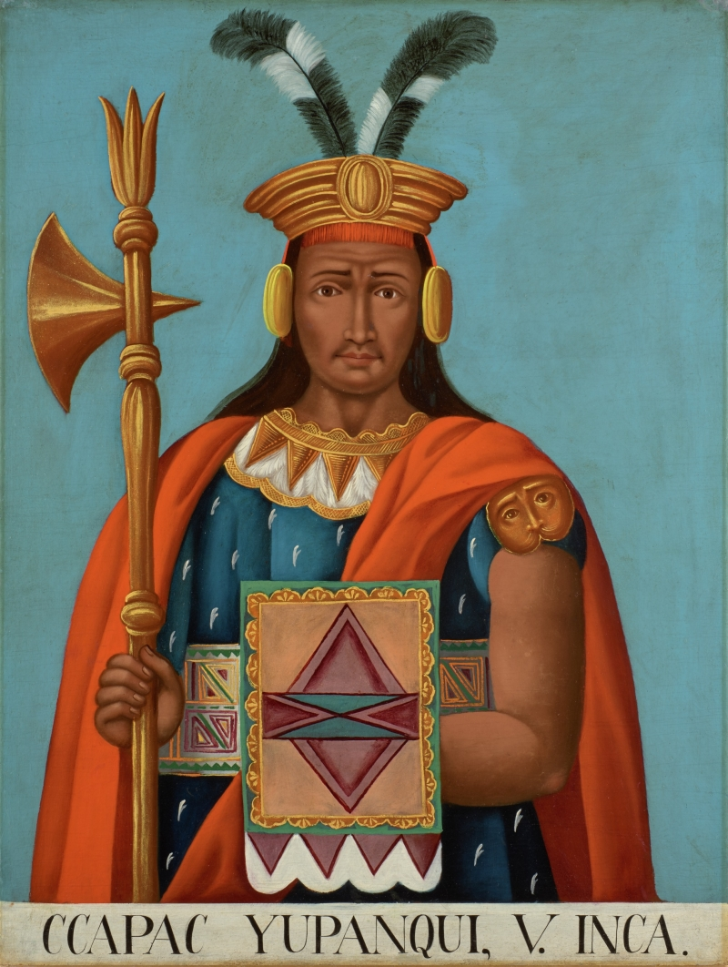 Ccapac Yupanqui V, Inca