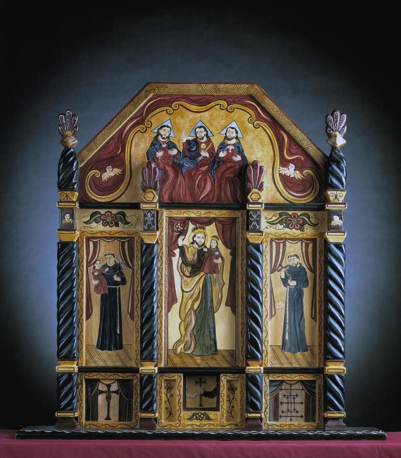 Holy Trinity Altarscreen