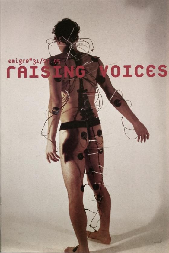 Emigre 31: Raising Voices