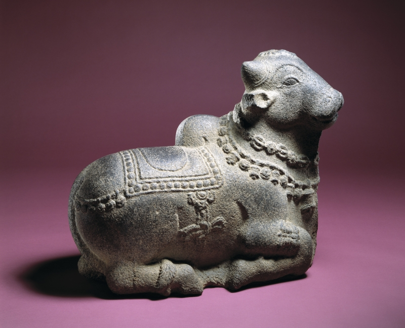 Sacred Bull of Shiva (Nandi)