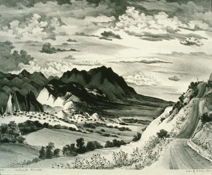 Colorado Rococo
