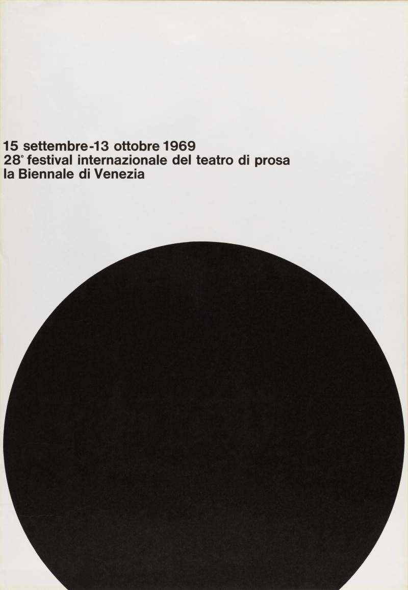 28th Festival Internazionale del Teatro di Prosa