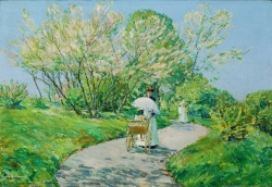 A Walk in the Park OR Springtime in the Park