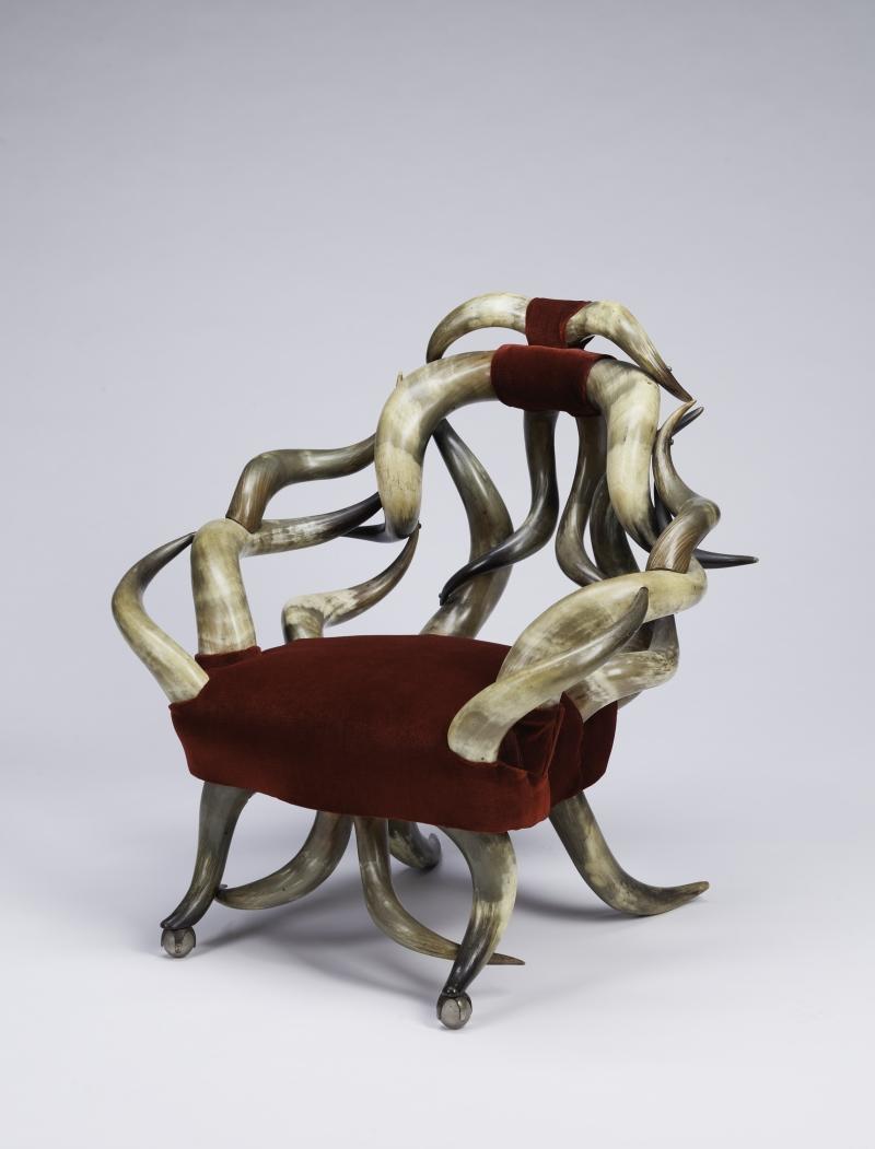 Horn Armchair
