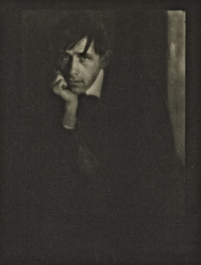 Portrait of Clarence White