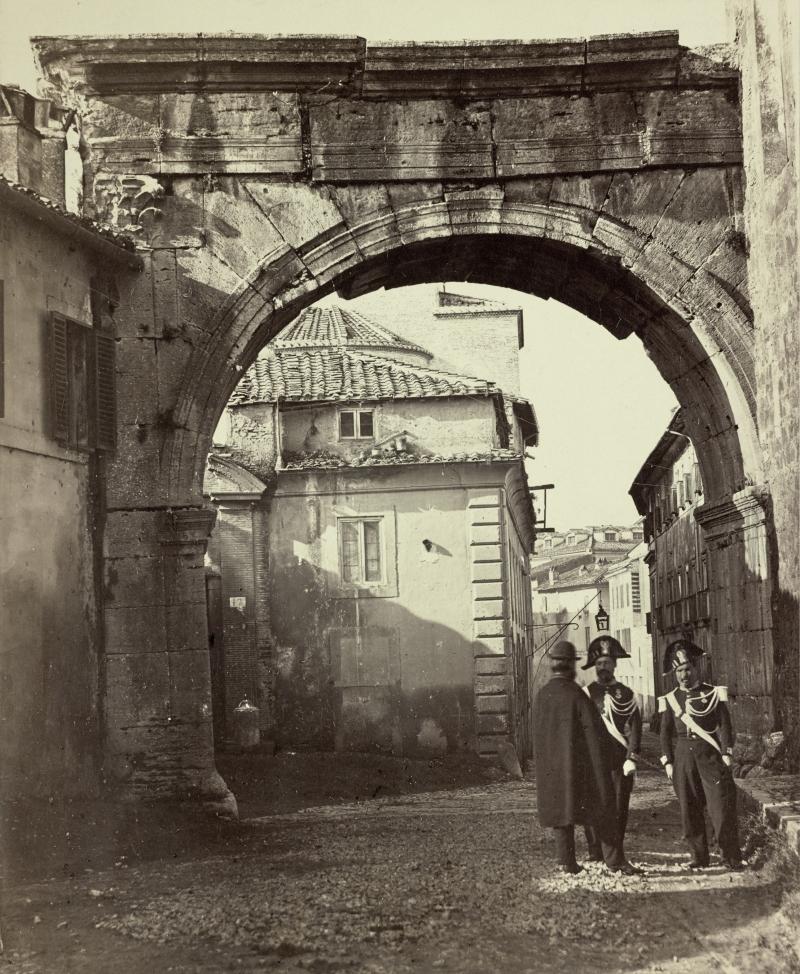 Arco di Galiniano, Rome