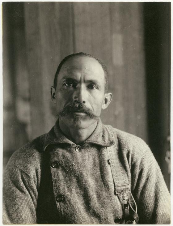 Portrait of John Temple Collins