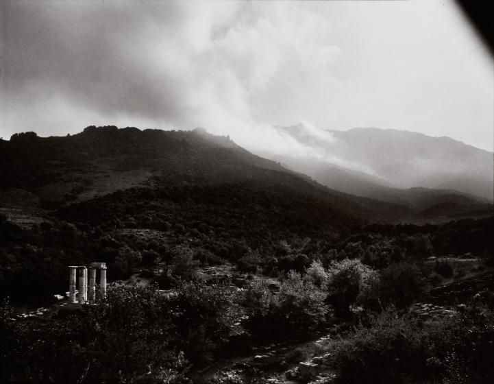 Sanctuary. Samothrace, Greece, from the portfolio The Temples of Greece