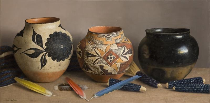 Pueblo Trilogy
