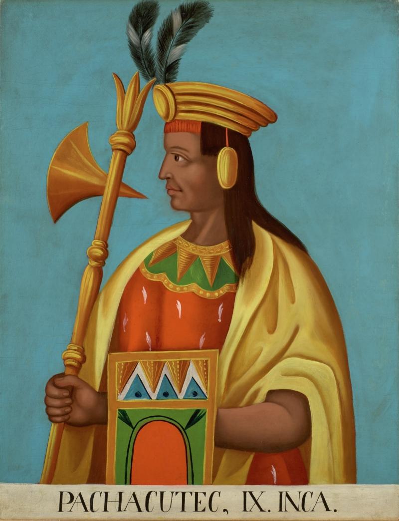 Pachacutec IX, Inca