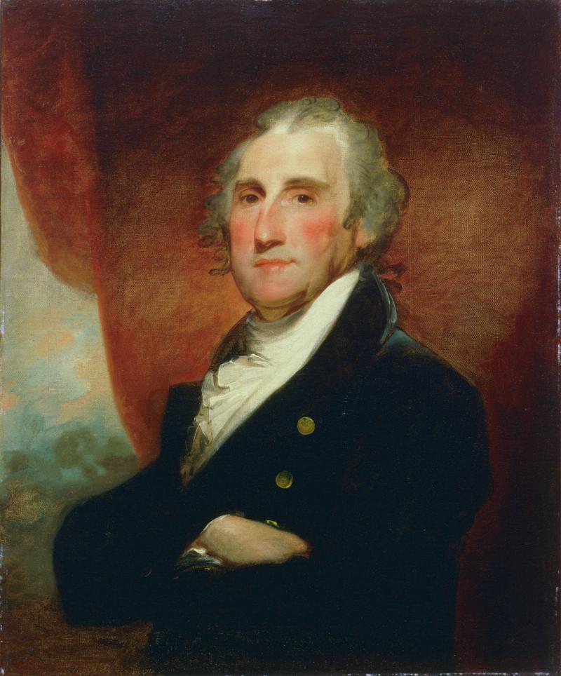 Portrait of Colonel John Chestnut